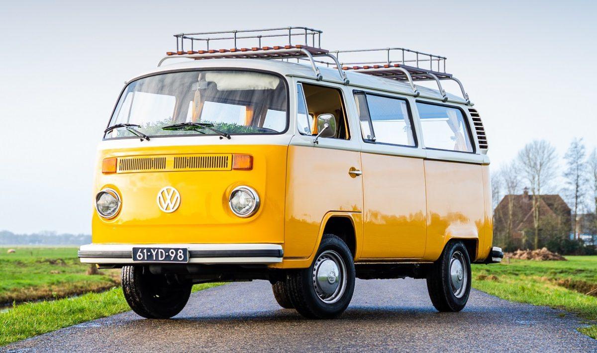 Een unieke beleving door het huren van een Volkswagen busje!